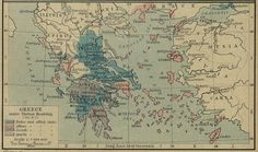A Collection of Maps of Ancient Greece: Greece in 362 B.C.