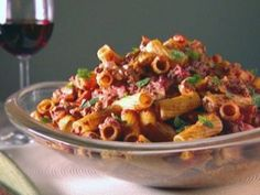 Lamb Ragu with Mint from CookingChannelTV.com