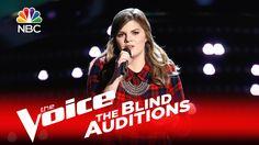 [The Voice 2016 Blind Audition - Caity Peters] Jealous - Labrinth