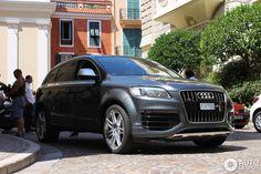 Audi Q7 V12 TDI 6