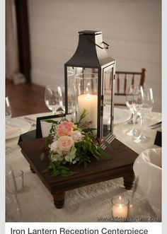 Wedding decor ideas!
