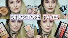 Drugstore Makeup You NEED (Current Faves) // MissBeautyEmily https://www.youtube.com/watch?v=Np8ngE-IMq0