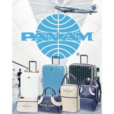 panamjapanofficial Pan Am Daily Traveler Series Trolley Cases and Synthetic Leather Bags All merchandises available at JTB Tabi-motto. https://www.tabimotto.com/goods/panam/