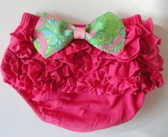 Bloomers with Your Choice of Lilly Pulitzer Fabric by alphabulous, $14.00