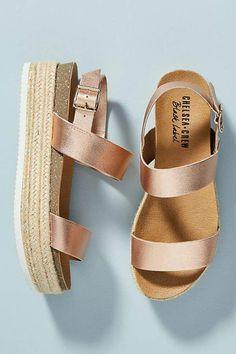 Chelsea Crew Colby Platform Sandals Fancy Shoes f608d61a4f6