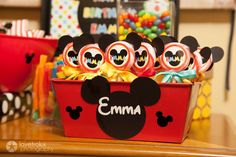 Mickey Mouse Clubhouse Birthday Party Ideas | Photo 7 of 21 | Catch My Party