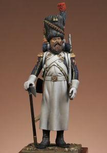 Zappatore dei granatieri della guardia imperiale francese