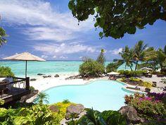 Pacific Resort, Aitutaki, Cook Islands, Sth Pacific