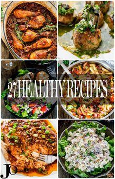 27 Healthy Recipes to Kick Start Your 2017 New Years  Mein Blog: Alles rund um die Themen Genuss & Geschmack  Kochen Backen Braten Vorspeisen Hauptgerichte und Desserts