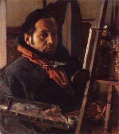 Self Portrait - Pietro Annigoni
