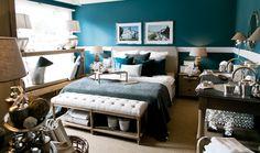 Schlafzimmer von Flamant
