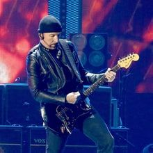 U2 guitarist the Edge discusses the group's upcoming 'Joshua Tree' anniversary tour and the status of 'Songs of Experience.'