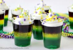 Even though we don't live in New Orleans, nor have I ever been there, I just love any excuse to create family memories for any holiday! Celebrating Mardi Gras on Fat Tuesday is one of those times. ...