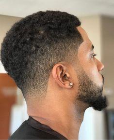 Taper fade haircut – My World Black Men Haircuts, Black Men Hairstyles, Cool Hairstyles For Men, Hairstyles Haircuts, Taper Fade Haircut, Tapered Haircut, Hair And Beard Styles, Short Hair Styles, Black Hair Cuts