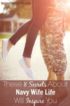 """These 8 Secrets About Navy Wife Life Will Inspire You"" by Heather of Happyfitnavywife.com 