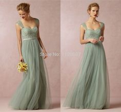 Luxury Sweehteart Plus Size Elegant Long Mint Green Modest Bridesmaid Dresses with Sleeves 2015 Lace Crystal Vestido de Festa-in Bridesmaid Dresses from Weddings & Events on Aliexpress.com | Alibaba Group