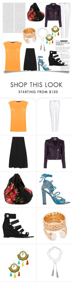 """Go for Modalist"" by denisee-denisee ❤ liked on Polyvore featuring Andrea Marques, Citizens of Humanity, Donna Karan, IRO, Simone Rocha, Paula Cademartori, Opening Ceremony, Vita Fede, Rosantica and Kendra Scott"