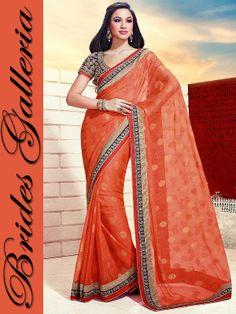 Captivating Designer Saree