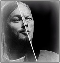David Gilmour: beautiful then, beautiful now. Bittersweet. Everyone experiences the aging process. Embrace it.
