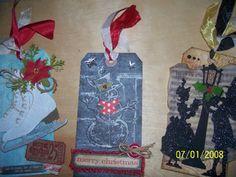 Penci's Christmas 2013 Tag Class
