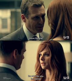 probably my favorite harvye/donna scene ever
