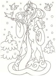 Prinzessin Winter 1