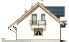 DOM.PL™ - Projekt domu ARP AMANT CE - DOM AP1-30 - gotowy koszt budowy Home Fashion, Shelves, Cabin, House Styles, Home Decor, Shelving, Decoration Home, Room Decor, Cabins