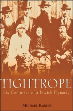 The 750-year epic tale of the Backenroth family, is an engaging, scrupulously researched narrative history of Jewish life since the Middle Ages.