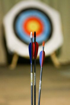Learn Archery. been there done that -I have a wood recurve bow that I can shoot barebow or with a sight.