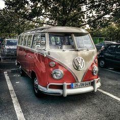 VW combi un clásico