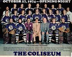cleveland crusaders hockey - Google Search