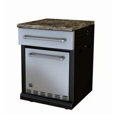 Master Forge Modular Outdoor Refrigerator