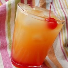 "Pineapple Upside-Down Cake in a Glass | ""I made this recipe a couple weeks back when I saw it on Pinterest. It really does taste like a pineapple upside down cake!"""