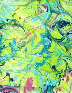 Verde Tremors  by ~BCcreativity  Artisan Crafts / Folding & Papercraft / Miscellaneous