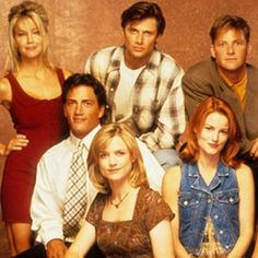 Melrose Place 90's TV Perfection!!