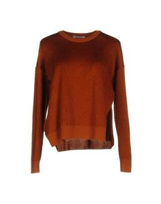 MARIOS Women's Sweater Rust M INT