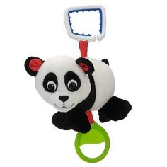 Baby Einstein Melody Makers (color and style may vary). These playful plush creatures will keep baby entertained while on the go. Tug on the the ring and each wild animal plays world music melodies and nature sounds to delight and encourage the imagination. The signature Baby Einstein link clips your Melody Maker easily to any carrier, car seat, or stroller bar. It's one travel toy you won't want to leave home without. Ages: Birth & up.