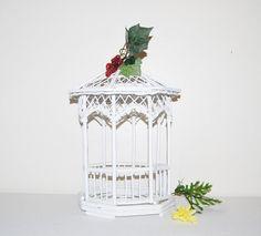 SALE.........Vintage Bird Cage Wicker by CheekyVintageCloset, $22.00
