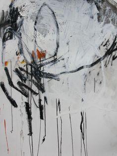 Jason Craighead. Forward • 22w x 30h • mixed media on paper • 2011