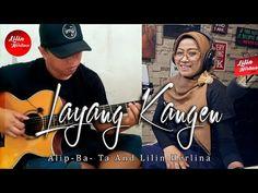 Alip Ba Ta feat Lilin Herlina - Layang Kangen - collaboration ( singing guitar ) - YouTube Dj Remix, Baseball Cards, Sports, Hs Sports, Sport