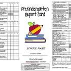 A standards based PreKindergarten report card for an easy transition to the Kindergarten Common Core!This tri-fold report card is made for a four...