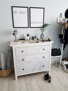 Amazing ikea hacks to decorate bedroom on a budget (28)