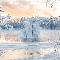 Finnish winter in Heinola. Photo by Jari Sokka