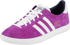 Gazelle purple white - Google 검색