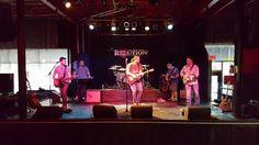 Rev Room Show sound check Oct 28,2015