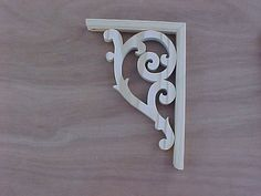 Victorian Gingerbread Bracket #48 By VictorianWoods Set of 2