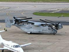 Bell-Boeing MV-22B Osprey #2 by Joe Roy
