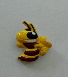 Vintage Signed BEST Bee Brooch / Pendant Combo by CoastalJewelsStore on Etsy