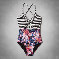 Womens Cut Out Swim Suit | Womens Swim | Abercrombie.com