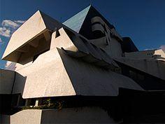 Miguel Angel Asturias Cultural Center.